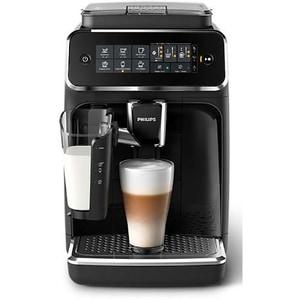 Espressor automat PHILIPS Seria 3200 LatteGo EP3241/50, 1.8l, 15 bari, negru