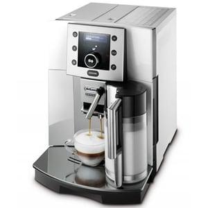 Espressor automat DE LONGHI Perfecta ESAM 5500.S, 1.7l, 1350W, 15 bar, argintiu