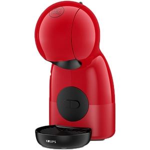 Espressor capsule KRUPS Nescafe Dolce Gusto Piccolo XS KP1A0531, 0.8l, 1600W, 15 bar, functia Eco, rosu-negru