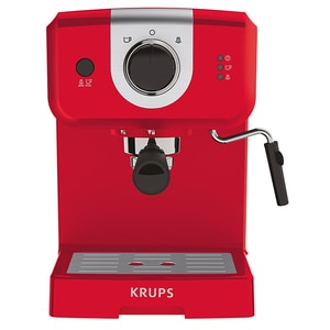 Espressor KRUPS Pump XP320530, 1.5l, 15 bar, rosu