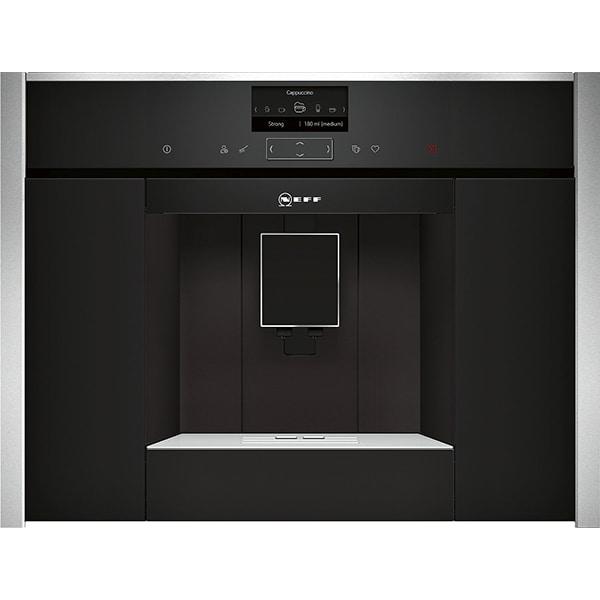 Espressor automat incorporabil NEFF C17KS61H0, 2.4l, 1600W, negru