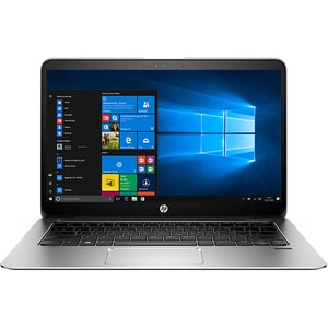 "Laptop HP EliteBook Folio 1030 G1, 13.3"" QHD+, Intel® Core™ m5-6Y54 pana la 2.7GHz, 8GB, SSD 256GB, Intel® HD Graphics 515, Windows 10 Pro, Argintiu"