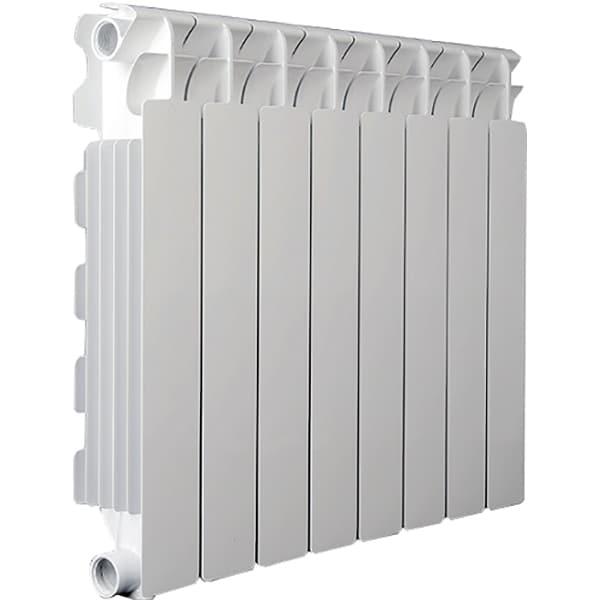Element calorifer aluminiu NOVA FLORIDA Seven B4, 407 x 80 mm, alb