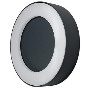 Aplica exterior OSRAM Endura Style Ring, 13W, IP44, gri inchis