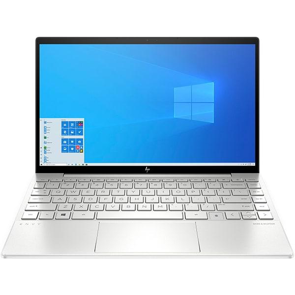 """Laptop HP Envy 13-ba0020nn, Intel Core i5-10210U pana la 4.2GHz, 13.3"""" Full HD, 8GB, SSD 512GB, NVIDIA GeForce MX250 2GB, Windows 10 Home, argintiu"""