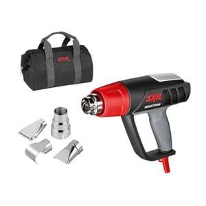 Pistol cu aer cald SKIL F0158007MA, 2000W, 250-500 l/min, 50-650 C, 4 duze + geanta transport
