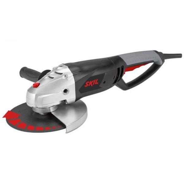 Polizor unghiular (flex) SKIL F0159782AA, 2400W, 6600RPM, 230mm