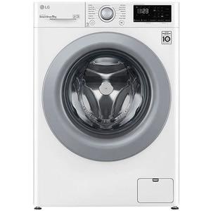 Masina de spalat rufe frontala LG F4WV309N4E, 9 kg, 1400rpm, Clasa A+++, alb