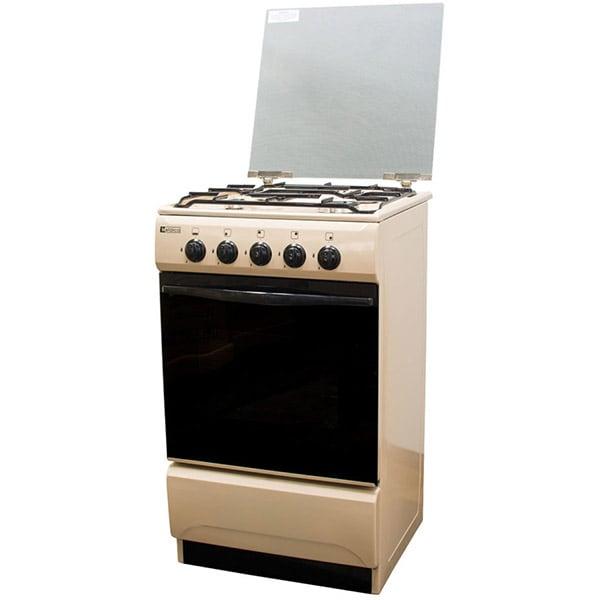 Aragaz METALICA F4 1685 S1, 4 arzatoare, gaz, bej