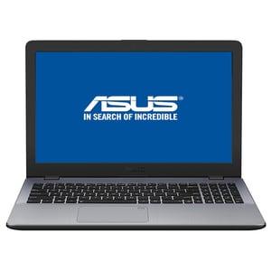 """Laptop ASUS F542UN-DM017, Intel® Core™ i7-8550U pana la 4.0GHz, 15.6"""" Full HD, 8GB, 1TB, NVIDIA GeForce MX150 4GB, Endless"""