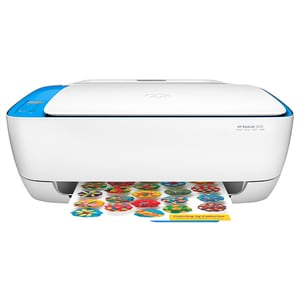 Multifunctional inkjet color HP DeskJet 3639 All-in-One, A4, USB, Wi-Fi