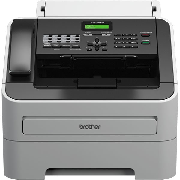 Fax laser monocrom BROTHER FAX-2845, A4