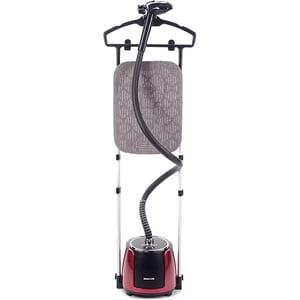Aparat de calcat vertical cu abur DAEWOO DGS2000, 2.1l, 50g/min, 2000W, rosu-negru