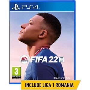 FIFA 22 PS4 + bonus precomanda