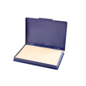 Tusiera FLARO, plastic, 7 x 11 cm, albastru