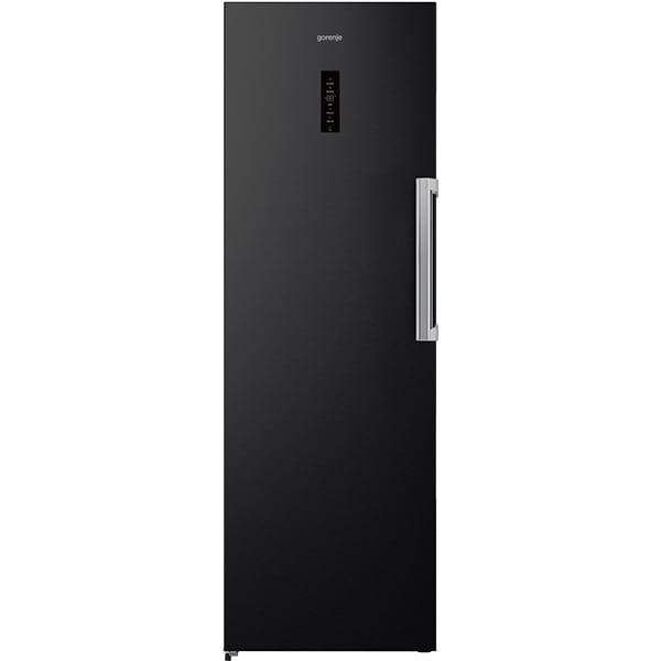 Congelator GORENJE FN619FPB, No Frost, 274 l, H 185.5 cm, Clasa F, negru