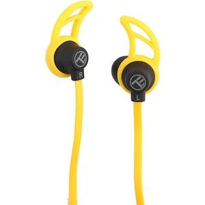 Casti TELLUR FRF FRF000018, Cu fir, In-Ear, Microfon, galben