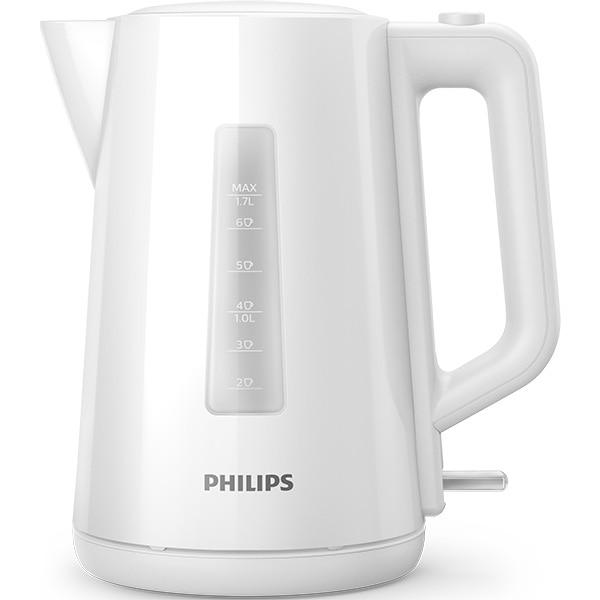 Fierbator apa PHILIPS Series 3000 HD9318/00, 1.7l, 2200W, alb