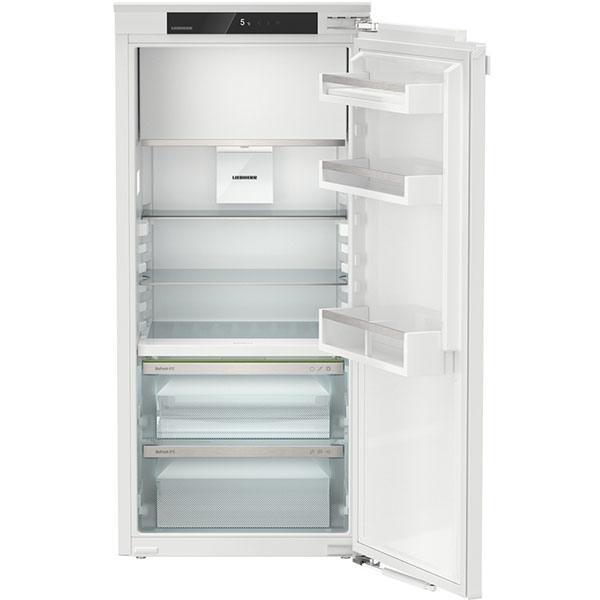 Frigider incorporabil cu o usa LIEBHERR IRBd 4121, Smart Frost, 174 l, H 123.6 cm, Clasa D, alb