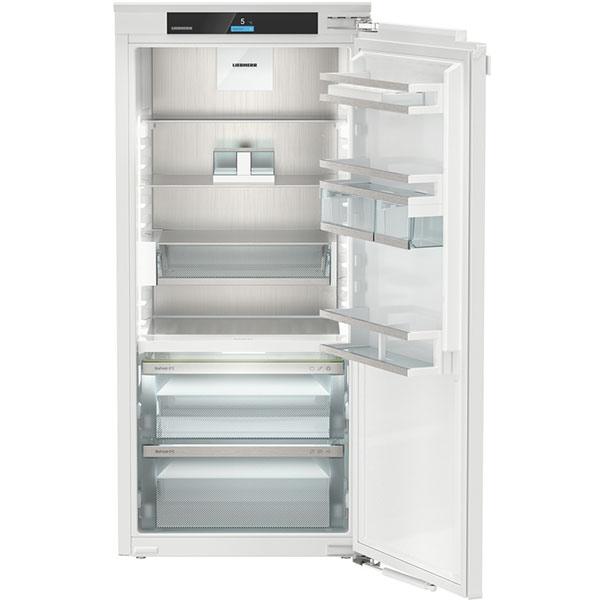 Frigider incorporabil cu o usa LIEBHERR IRBd 4150, Smart Frost, 191 l, H 123.6 cm, Clasa D, alb