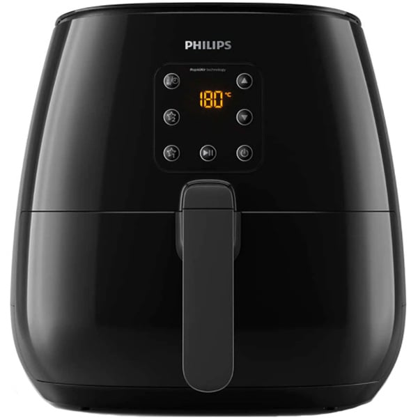 Friteuza cu aer cald PHILIPS Airfryer XL Essential HD9260/90, 1.2kg, 1900W, negru