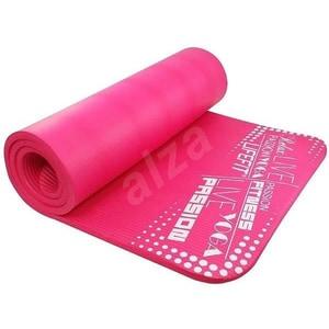 Covoras yoga DHS Exclusive, 100 x 60 x 1 cm, bordo