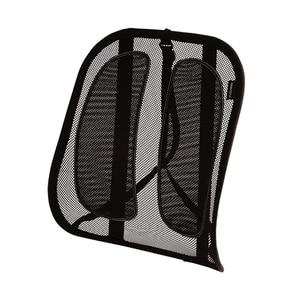 Suport ergonomic spate cu plasa FELLOWES, negru