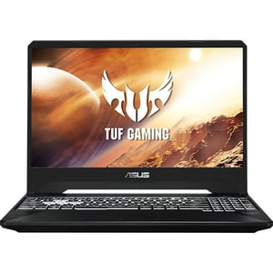 "Laptop Gaming ASUS TUF FX505DU-AL052, AMD Ryzen 7-3750H pana la 4.0GHz, 15.6"" Full HD, 8GB, SSD 512GB, NVIDIA GeForce GTX 1660Ti 6GB, Free Dos, Stealth Black"