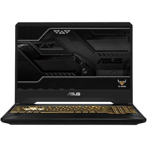 "Laptop Gaming ASUS TUF FX505DV-AL136, AMD Ryzen 7-3750H pana la 4.0GHz, 15.6"" Full HD, 16GB, SSD 1TB, NVIDIA GeForce RTX 2060 6GB, Free Dos, Gun Metal"