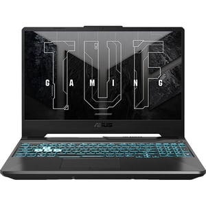 "Laptop Gaming ASUS TUF F15 FX506LH-HN129, Intel Core i7-10870H pana la 5.0GHz, 15.6"" Full HD, 16GB, SSD 512GB, NVIDIA GeForce GTX 1650 4GB, Free DOS, negru"