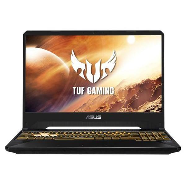 "Laptop Gaming ASUS TUF FX505DU-AL070, AMD Ryzen 7-3750H pana la 4.0GHz, 15.6"" Full HD, 8GB, SSD 512GB, NVIDIA GeForce GTX 1660 Ti 6GB, Free DOS, Gold Steel"