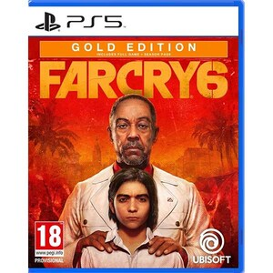 Far Cry 6 Gold Edition PS5 + bonus precomanda