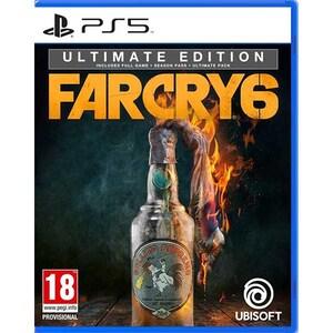 Far Cry 6 Ultimate Edition PS5 + bonus precomanda