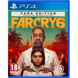 Far Cry 6 Yara Edition PS4 + bonus precomanda