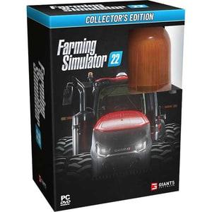 Farming Simulator 22 Collector's Edition PC + bonus precomanda Claas Xerion Saddle Trac Pack