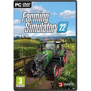 Farming Simulator 22 PC + bonus precomanda Claas Xerion Saddle Trac Pack