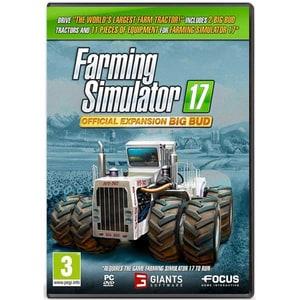 Farming Simulator 17 Big Bud AddOn PC
