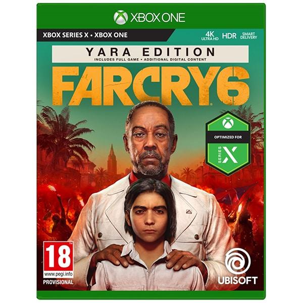 Far Cry 6 Yara Edition Xbox One + bonus precomanda