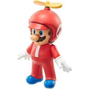 Figurina JAKKS PACIFIC World Of Nintendo Super Mario Win Up 56124-I, 6 ani+, rosu-albastru