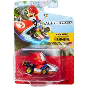 Figurina JAKKS PACIFIC Nintendo Super MarioKart Racers - Shy Guy 403034-38597-I, 3 ani+, multicolor