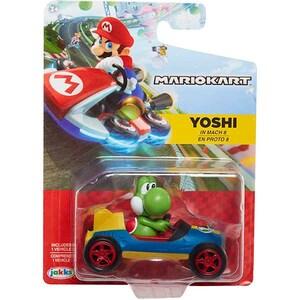Figurina JAKKS PACIFIC Nintendo Super MarioKart Racers - Yoshi 403034-38605-I, 3 ani+, multicolor