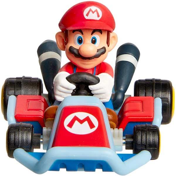 Figurina JAKKS PACIFIC Nintendo Super Mario Kart Racers 403034-57742-I, 3 ani+, multicolor