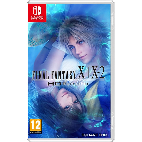 Final Fantasy X/ X-2 HD Remaster - Nintendo Switch