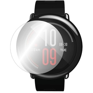 Folie protectie pentru Xiaomi Amazfit, SMART PROTECTION, display, 2 folii incluse, polimer, transparent