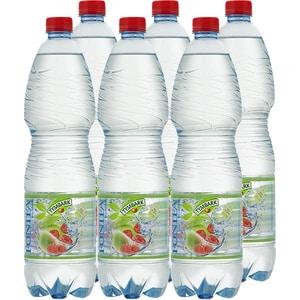 Apa plata FONTEA cu aroma Zmeura-Lime bax 1.5L x 6 sticle