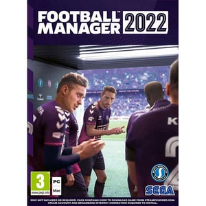 Football Manager 2022 PC