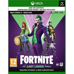 Fortnite The Last Laugh Bundle Xbox One