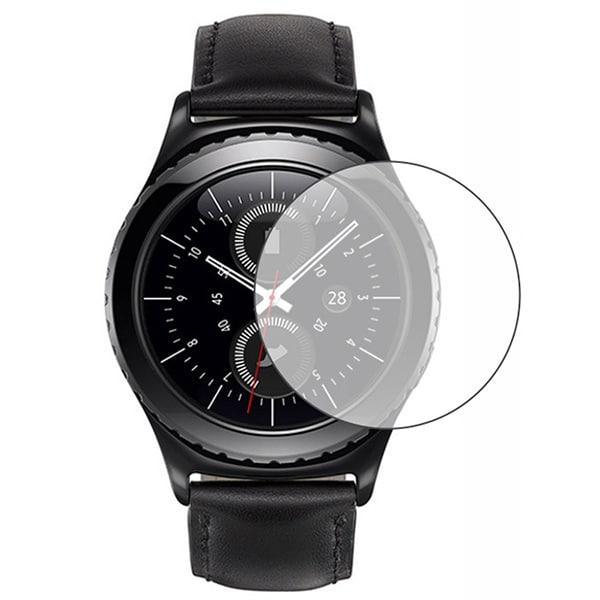 Folie protectie pentru Samsung Gear S2, SMART PROTECTION, display, 2 folii incluse, polimer, transparent