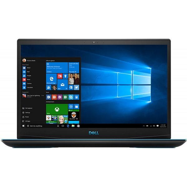 """Laptop Gaming DELL G3 3590, Intel Core i7-9750H pana la 4.5GHz, 15.6"""" Full HD, 16GB, SSD 256GB + HDD 1TB, NVIDIA GeForce GTX 1660Ti Max-Q Design 6GB, Linux, negru"""