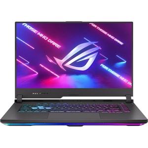 "Laptop Gaming ASUS ROG Strix G15 G513QM-HN064, AMDRyzen75800H pana la 4.4GHz, 15.6"" Full HD, 16GB, SSD 512GB, NVIDIAGeForceRTX3060 6GB, Free DOS, gri"